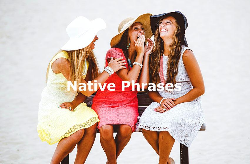 native phrase